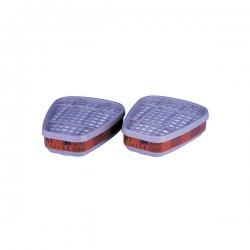 3M 6051 A1 Organic Vapour Filter - Suit Half & Full Face Respirators