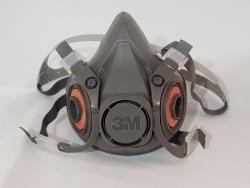 3M 6300 Standard Half Face Respirator - Large