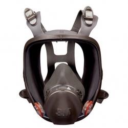 3M M6800 Full Facepiece Respirator - Medium