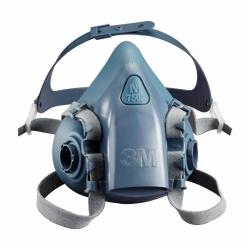 7500 SERIES 3M Half Face Respirator - Large