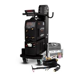 Unimig Razor 320 AC/DC Bundle  Contents: RAZOR 320 AC/DC TIG/STICK Welder RAZOR - Click for more info