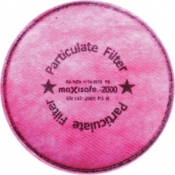 Maxiguard P3 Carbon Particulate Filter (pink) - 1 pair